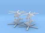 1/600 Westland Sea King AEW.2 (x4)