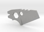 ''ShapeTool Micro'' Keychain Multitool