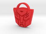 Transformers Keyring
