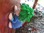 Lemming Climber (Large and in Color)
