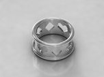Card Suit Ring