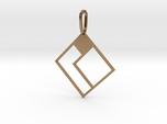 Tetromino Pendant - Diamond Two