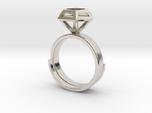 Diamond Ring US 7 3/4