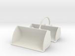 1/64 Wheel loader Bucket Attachments