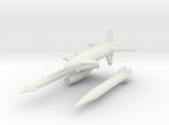 Rascal, Hound Dog, Skybolt missiles 1/285 6mm