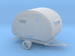 1949 Boles Aero Travel Trailer Ready For Shapeways