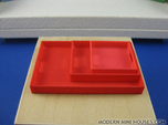 Rectangle Tray Large 1:12 scale