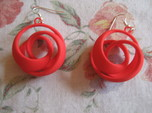 Coil 2 3 3 Earrings