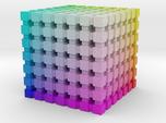 RGB Color Cube: 1 inch