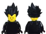 Custom Vegeta Inspired Lego