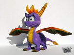 Spyro the Dragon !