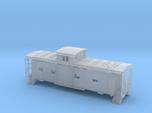 M-5 Caboose N Scale 1:160