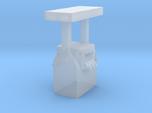 N Scale 1:160 Modern Gas Pump