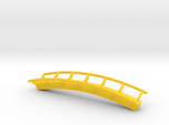 Curved rail inverted size 2