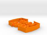 ZMR250 Spacers Kit V3.1