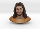 Jesus Christ Figure (1.5 inches - color sandstone)