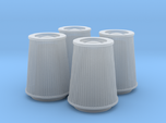 1/18 K&N Cone Style Air Filters TDR 5167