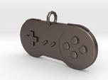 Super Nintendo Controller pendant