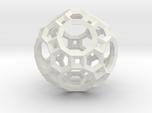 Truncated Icosidodecahedron(Leonardo-style model)