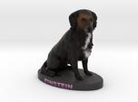 Custom Dog Figurine - Einstein