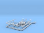 1/50 Water Tanker Sprinkler accessory details