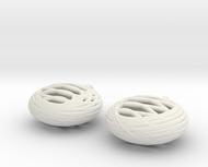 Quark Earrings - Basket