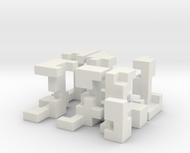 Cubed Burr II 6 cm version
