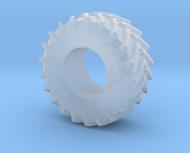 2cm Miniature Trelleborg Tractor Tire