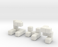 The Seldom Seen Cube