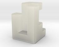 Triaxial piece (2cm)