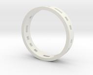Morse code ring (Customized)