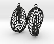 Running in Circles - Earrings (L)