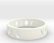 YOLO TYPE 2, Size 5.5 Ring Size 5.5