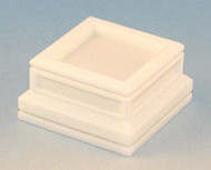 20mm Square Plinth