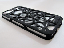 iPhone 5 case - Cell 2 -Customized  in Black Strong & Flexible