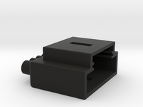 6c-Stecker in Black Strong & Flexible