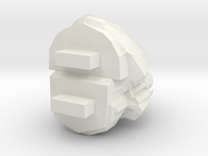 Legion - 005 Engine - 02 Fuel Catalyst in White Strong & Flexible