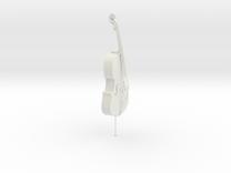 Cello in White Strong & Flexible