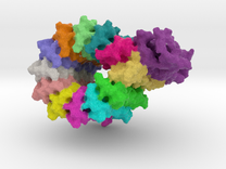 ATP Synthase F0 in Full Color Sandstone