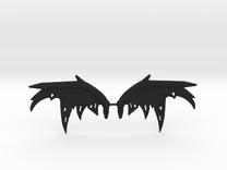 Oryx Wing Sprue in Black Strong & Flexible