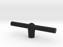 CAC Boomerang Drop Tank Handle in Black Strong & Flexible