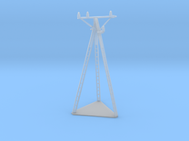 European Electric Pole Z Scale in Frosted Ultra Detail