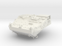 Stryker APC Front(1:18 Scale) in White Strong & Flexible