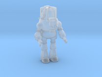 1-87 Scale Brew-Bot in Frosted Ultra Detail