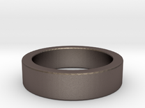 Basic Ring US5 1/4 in Stainless Steel