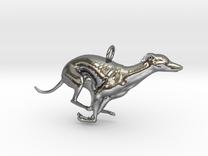 whippetPendant in Premium Silver
