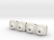 Servomount SANWA ERS-971 for Jabber with SDS 2.0 in White Strong & Flexible
