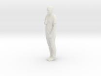 Adam 3D in White Strong & Flexible