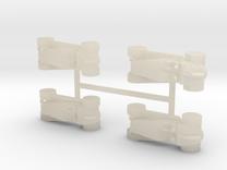 Balilla Set in White Acrylic