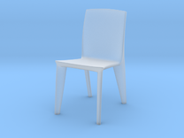 1:24 Dagger Chair 4 (Not Full Size) in Frosted Ultra Detail